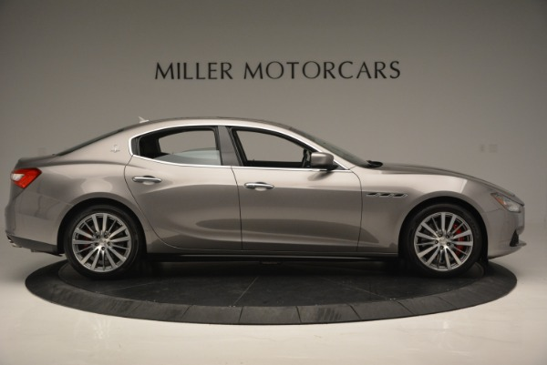 Used 2016 Maserati Ghibli S Q4  EX- LOANER for sale Sold at Aston Martin of Greenwich in Greenwich CT 06830 9