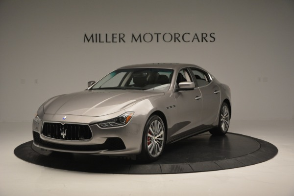Used 2016 Maserati Ghibli S Q4  EX- LOANER for sale Sold at Aston Martin of Greenwich in Greenwich CT 06830 1