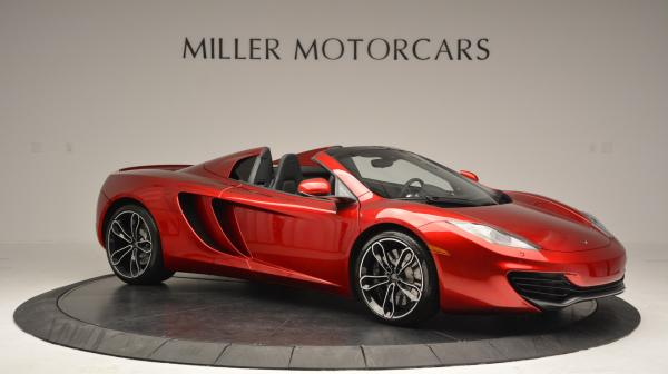 Used 2013 McLaren 12C Spider for sale Sold at Aston Martin of Greenwich in Greenwich CT 06830 10