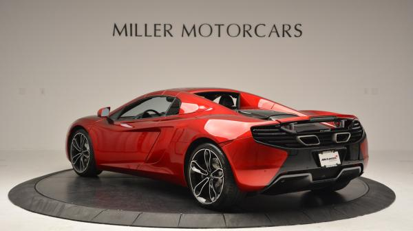 Used 2013 McLaren 12C Spider for sale Sold at Aston Martin of Greenwich in Greenwich CT 06830 17