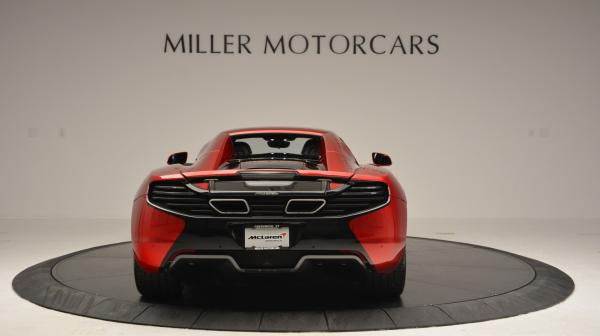 Used 2013 McLaren 12C Spider for sale Sold at Aston Martin of Greenwich in Greenwich CT 06830 18