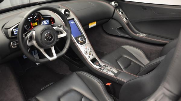 Used 2013 McLaren 12C Spider for sale Sold at Aston Martin of Greenwich in Greenwich CT 06830 22