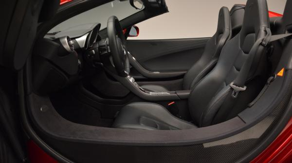 Used 2013 McLaren 12C Spider for sale Sold at Aston Martin of Greenwich in Greenwich CT 06830 23