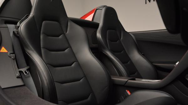 Used 2013 McLaren 12C Spider for sale Sold at Aston Martin of Greenwich in Greenwich CT 06830 28