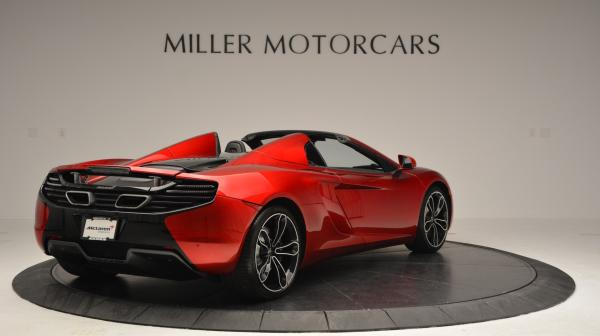 Used 2013 McLaren 12C Spider for sale Sold at Aston Martin of Greenwich in Greenwich CT 06830 7