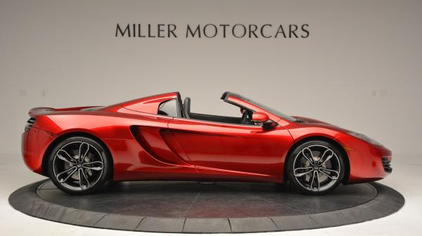 Used 2013 McLaren 12C Spider for sale Sold at Aston Martin of Greenwich in Greenwich CT 06830 9