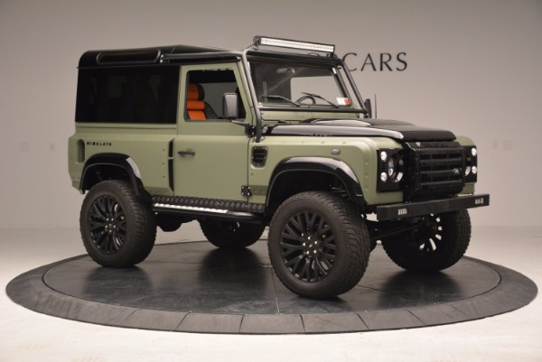Used 1997 Land Rover Defender 90 for sale Sold at Aston Martin of Greenwich in Greenwich CT 06830 10