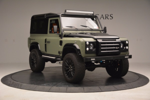 Used 1997 Land Rover Defender 90 for sale Sold at Aston Martin of Greenwich in Greenwich CT 06830 11