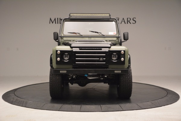 Used 1997 Land Rover Defender 90 for sale Sold at Aston Martin of Greenwich in Greenwich CT 06830 12