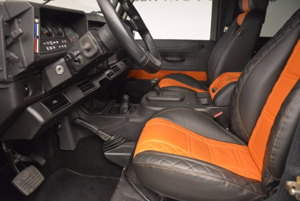 Used 1997 Land Rover Defender 90 for sale Sold at Aston Martin of Greenwich in Greenwich CT 06830 14