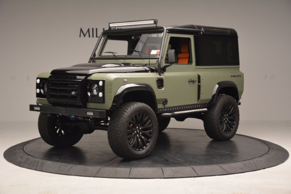 Used 1997 Land Rover Defender 90 for sale Sold at Aston Martin of Greenwich in Greenwich CT 06830 2
