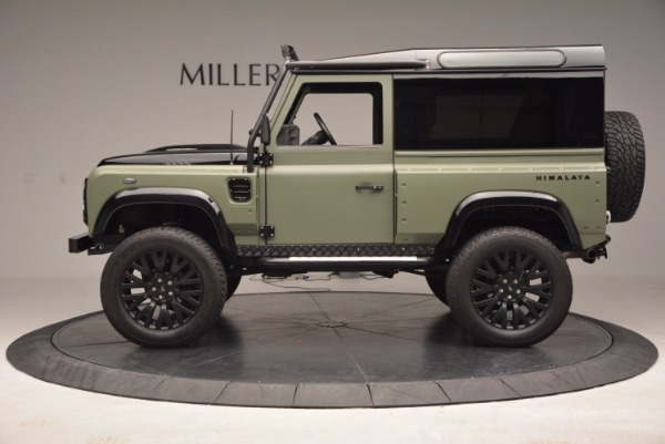 Used 1997 Land Rover Defender 90 for sale Sold at Aston Martin of Greenwich in Greenwich CT 06830 3