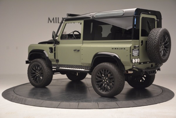 Used 1997 Land Rover Defender 90 for sale Sold at Aston Martin of Greenwich in Greenwich CT 06830 4