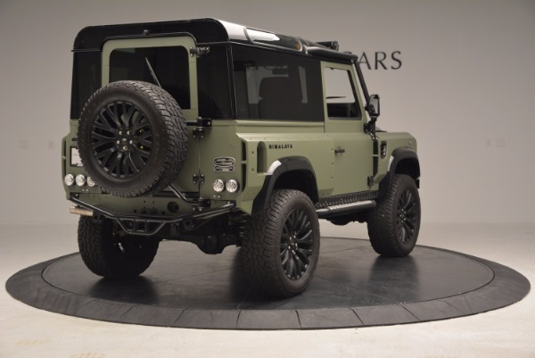 Used 1997 Land Rover Defender 90 for sale Sold at Aston Martin of Greenwich in Greenwich CT 06830 7