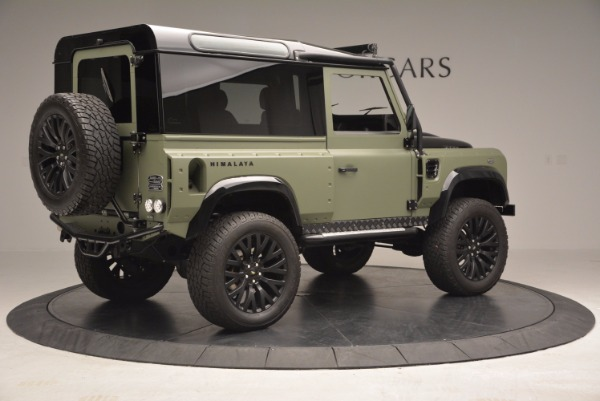 Used 1997 Land Rover Defender 90 for sale Sold at Aston Martin of Greenwich in Greenwich CT 06830 8