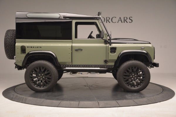 Used 1997 Land Rover Defender 90 for sale Sold at Aston Martin of Greenwich in Greenwich CT 06830 9
