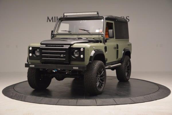 Used 1997 Land Rover Defender 90 for sale Sold at Aston Martin of Greenwich in Greenwich CT 06830 1