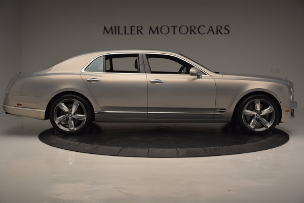 Used 2016 Bentley Mulsanne Speed for sale Sold at Aston Martin of Greenwich in Greenwich CT 06830 10