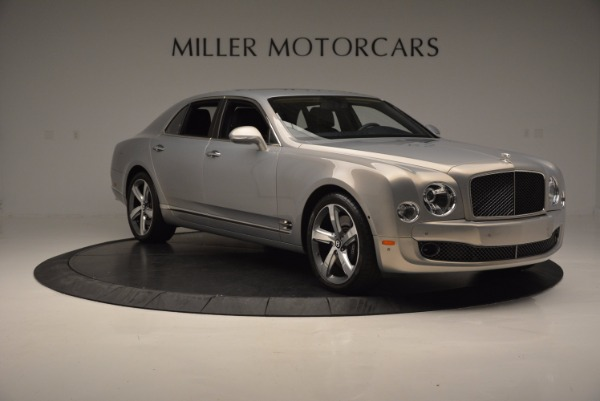 Used 2016 Bentley Mulsanne Speed for sale Sold at Aston Martin of Greenwich in Greenwich CT 06830 12