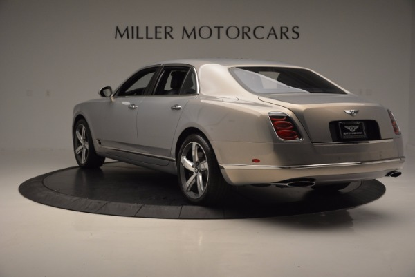 Used 2016 Bentley Mulsanne Speed for sale Sold at Aston Martin of Greenwich in Greenwich CT 06830 6