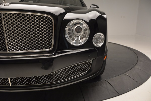 Used 2016 Bentley Mulsanne for sale Sold at Aston Martin of Greenwich in Greenwich CT 06830 14