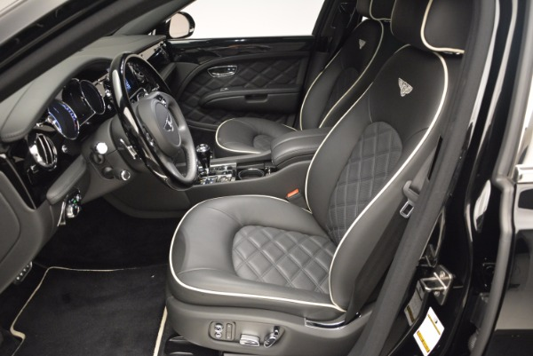 Used 2016 Bentley Mulsanne for sale Sold at Aston Martin of Greenwich in Greenwich CT 06830 24