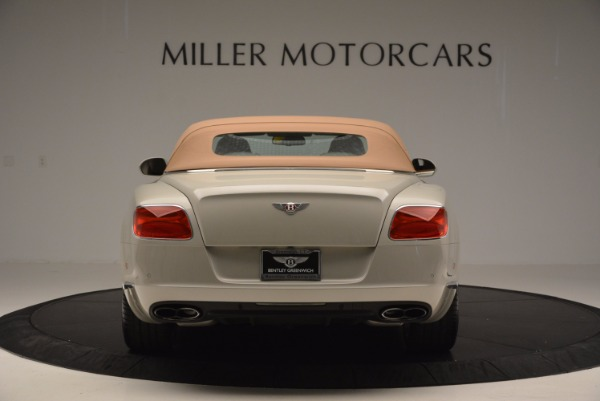 Used 2013 Bentley Continental GTC V8 for sale Sold at Aston Martin of Greenwich in Greenwich CT 06830 19