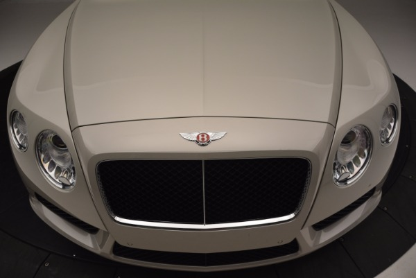 Used 2013 Bentley Continental GTC V8 for sale Sold at Aston Martin of Greenwich in Greenwich CT 06830 25