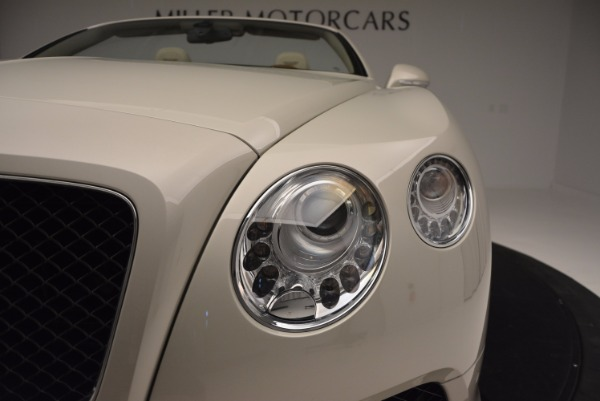 Used 2013 Bentley Continental GTC V8 for sale Sold at Aston Martin of Greenwich in Greenwich CT 06830 27