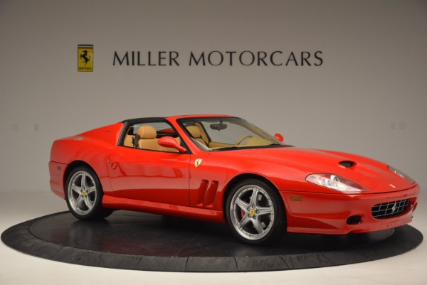 Used 2005 Ferrari Superamerica 6-Speed Manual for sale Sold at Aston Martin of Greenwich in Greenwich CT 06830 10