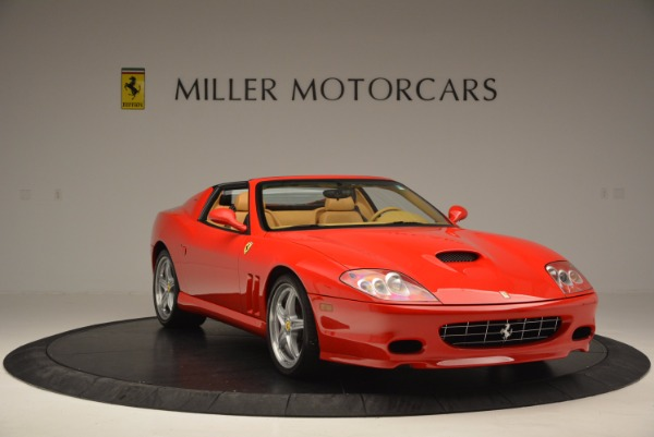 Used 2005 Ferrari Superamerica 6-Speed Manual for sale Sold at Aston Martin of Greenwich in Greenwich CT 06830 11