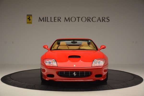 Used 2005 Ferrari Superamerica 6-Speed Manual for sale Sold at Aston Martin of Greenwich in Greenwich CT 06830 12
