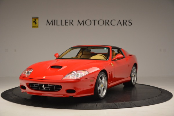 Used 2005 Ferrari Superamerica 6-Speed Manual for sale Sold at Aston Martin of Greenwich in Greenwich CT 06830 13