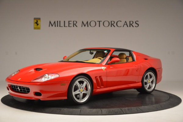 Used 2005 Ferrari Superamerica 6-Speed Manual for sale Sold at Aston Martin of Greenwich in Greenwich CT 06830 14