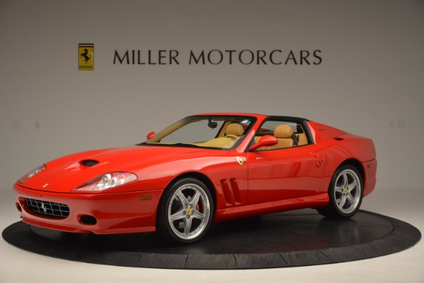 Used 2005 Ferrari Superamerica 6-Speed Manual for sale Sold at Aston Martin of Greenwich in Greenwich CT 06830 2