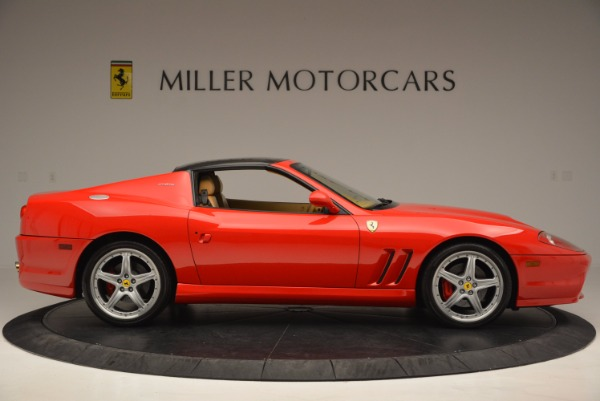 Used 2005 Ferrari Superamerica 6-Speed Manual for sale Sold at Aston Martin of Greenwich in Greenwich CT 06830 21