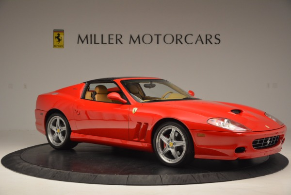 Used 2005 Ferrari Superamerica 6-Speed Manual for sale Sold at Aston Martin of Greenwich in Greenwich CT 06830 22
