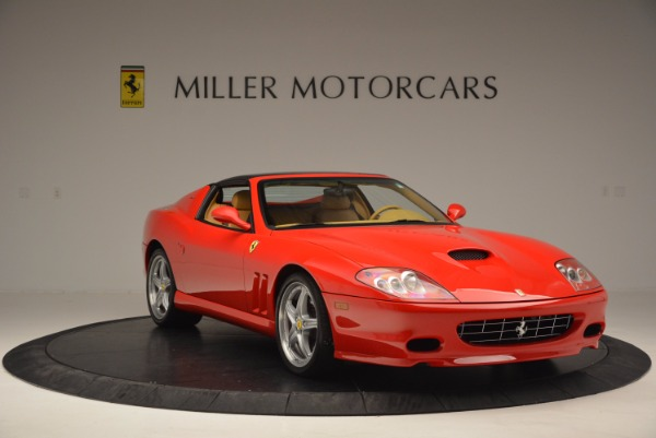 Used 2005 Ferrari Superamerica 6-Speed Manual for sale Sold at Aston Martin of Greenwich in Greenwich CT 06830 23