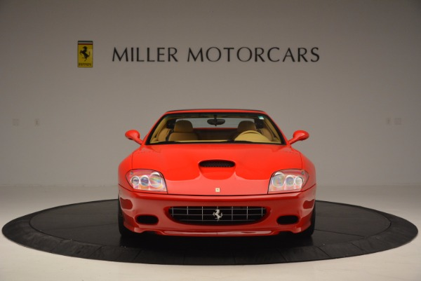 Used 2005 Ferrari Superamerica 6-Speed Manual for sale Sold at Aston Martin of Greenwich in Greenwich CT 06830 24