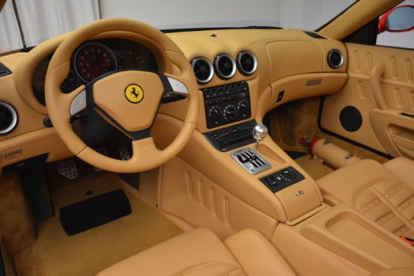 Used 2005 Ferrari Superamerica 6-Speed Manual for sale Sold at Aston Martin of Greenwich in Greenwich CT 06830 25