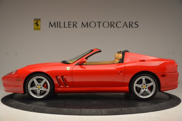 Used 2005 Ferrari Superamerica 6-Speed Manual for sale Sold at Aston Martin of Greenwich in Greenwich CT 06830 3