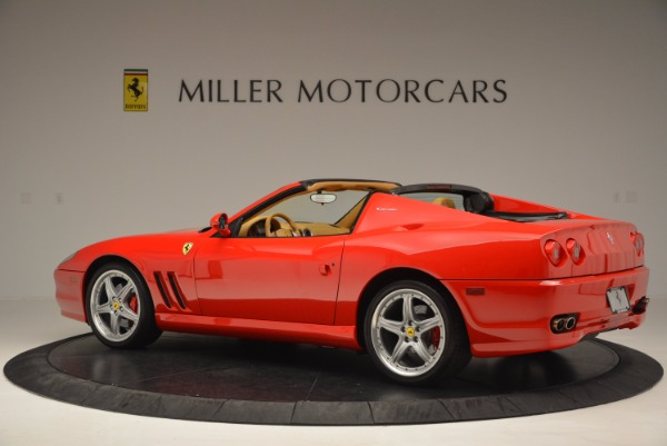 Used 2005 Ferrari Superamerica 6-Speed Manual for sale Sold at Aston Martin of Greenwich in Greenwich CT 06830 4