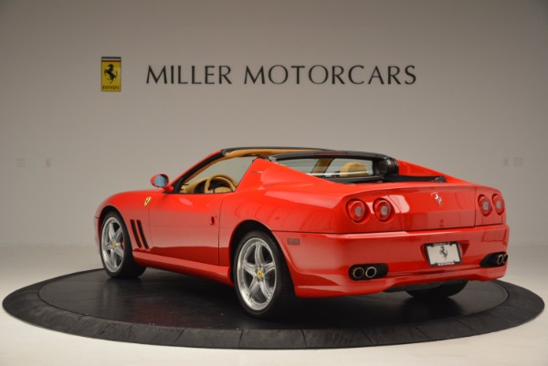 Used 2005 Ferrari Superamerica 6-Speed Manual for sale Sold at Aston Martin of Greenwich in Greenwich CT 06830 5