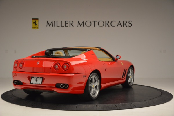 Used 2005 Ferrari Superamerica 6-Speed Manual for sale Sold at Aston Martin of Greenwich in Greenwich CT 06830 7