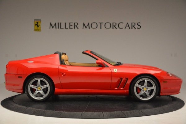 Used 2005 Ferrari Superamerica 6-Speed Manual for sale Sold at Aston Martin of Greenwich in Greenwich CT 06830 9