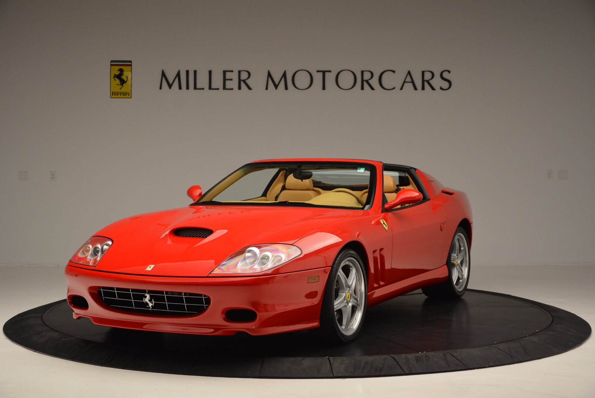 Used 2005 Ferrari Superamerica 6-Speed Manual for sale Sold at Aston Martin of Greenwich in Greenwich CT 06830 1