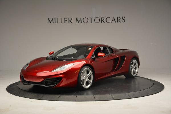Used 2013 McLaren 12C Spider for sale Sold at Aston Martin of Greenwich in Greenwich CT 06830 14