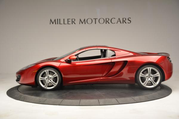Used 2013 McLaren 12C Spider for sale Sold at Aston Martin of Greenwich in Greenwich CT 06830 15