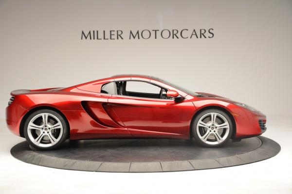 Used 2013 McLaren 12C Spider for sale Sold at Aston Martin of Greenwich in Greenwich CT 06830 19