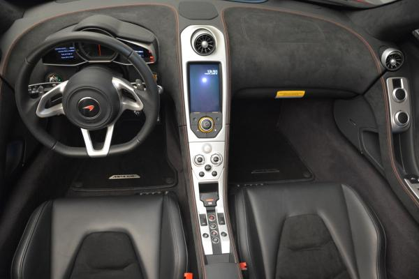 Used 2013 McLaren 12C Spider for sale Sold at Aston Martin of Greenwich in Greenwich CT 06830 24